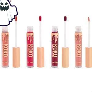 Kylie Cosmetics Makeup - Koko Liquid Lipstick Collection Kylie Cosmetics💋